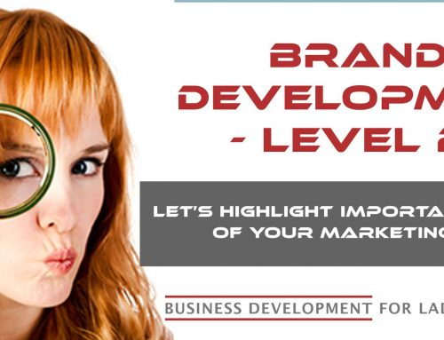 Brand development course 2.